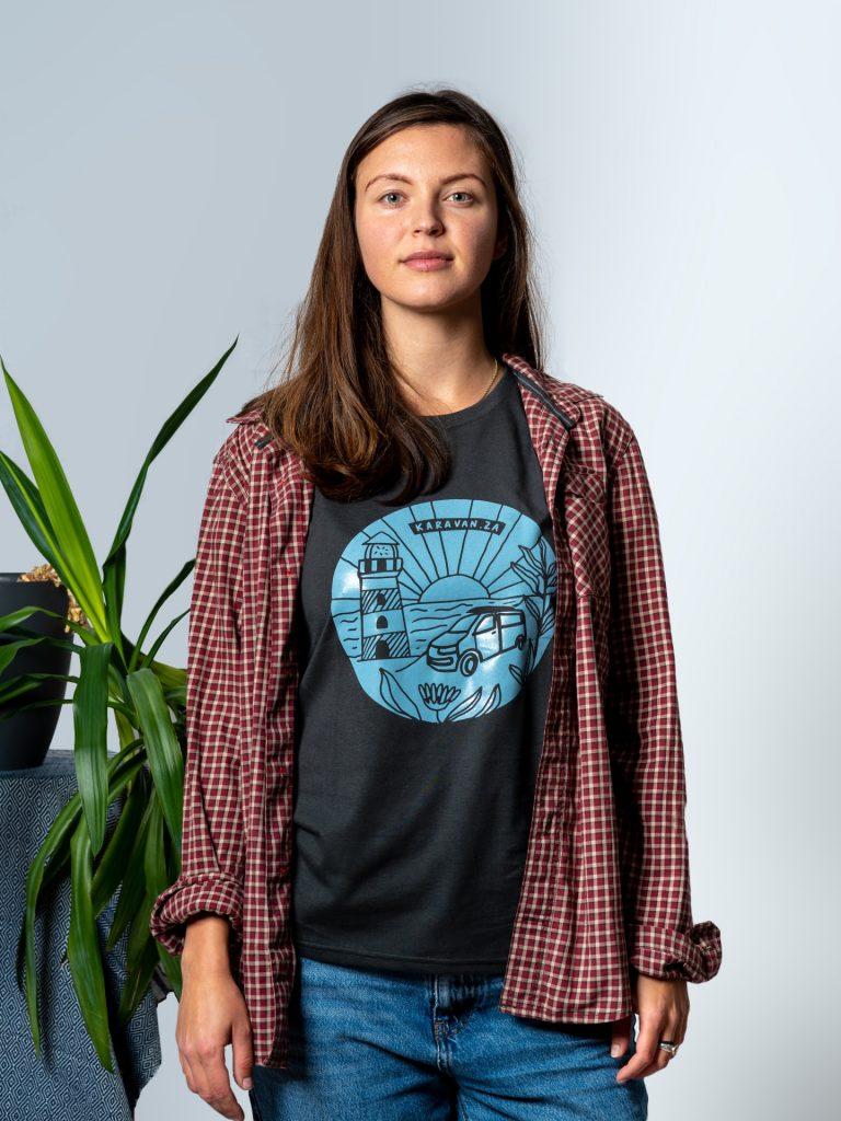Karavan Za merch tričko