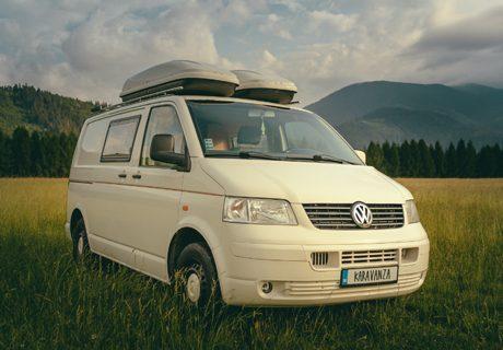 karavan VW T5